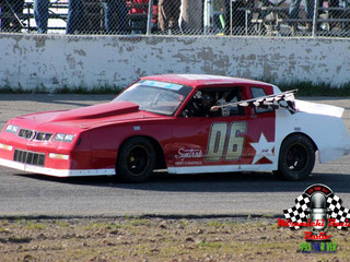 Sheehan Continues Hot Streak With Brunswick 100 Win; Benoit Stops A Silliker Sweep by Winning the Sp