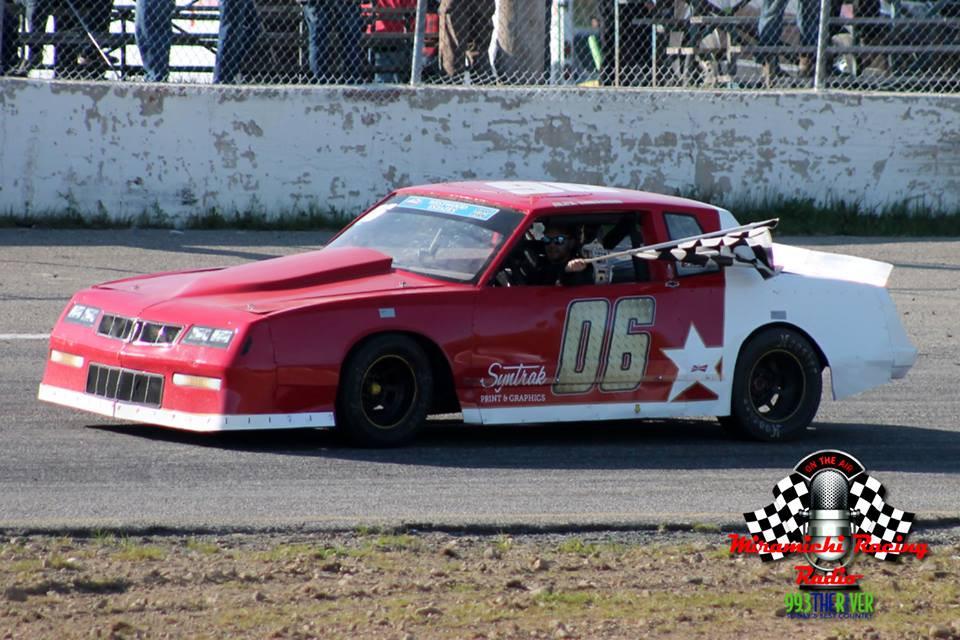 Alex Sheehan, winner of the Brunswick 100!