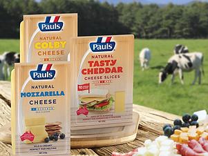 Pauls Natural Cheese Launching Campaign