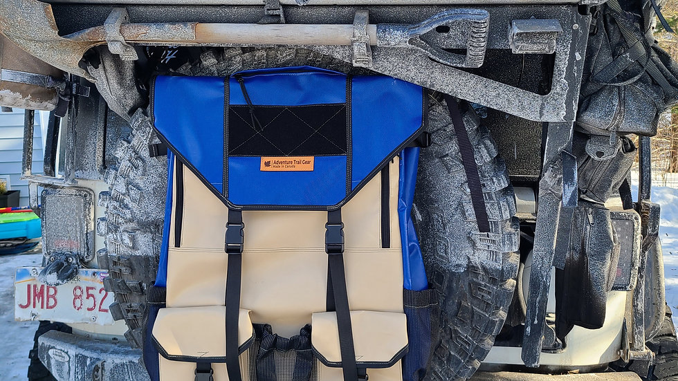 Rugged Spare Tire Bag
