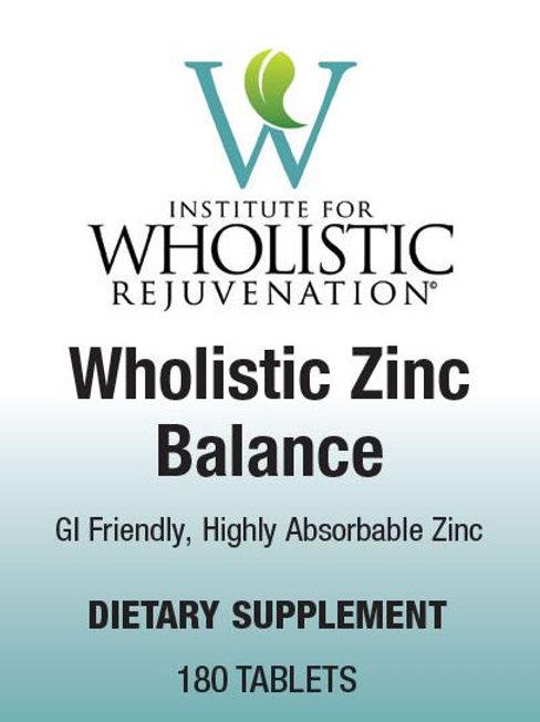 Wholistic Zinc Balance