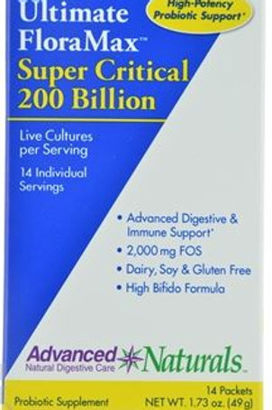 Super Critical 200 Billion Probiotic