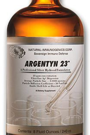 Argentyn 23 8 Oz Other Sizes Available