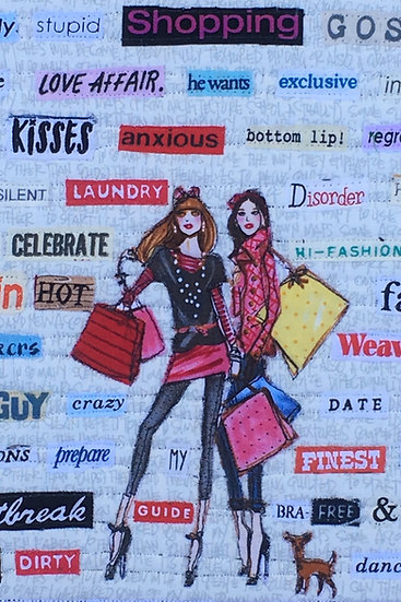 Seriously Stupid Shopping Gossip