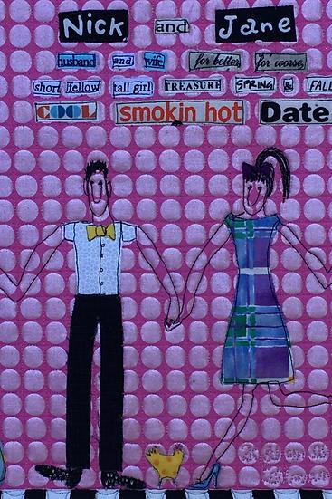 Nick and Jane's Smokin' Hot Date