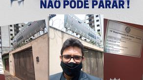 SINDEP NÃO PENSA EM LOCKDOWN QUANDO O ASSUNTO É DE INTERESSE DO FILIADO