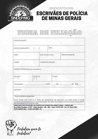 Ficha de filiação SINDEP 2021 - cinza_pa