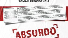 ENTIDADES DE CLASSE DA BASE DA PCMG TOMAM PROVIDENCIA CONTRA ASSÉDIO MORAL INSTITUCIONALIZADO