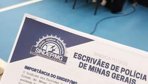 BOAS VINDAS AOS NOVOS ESCRIVÃES