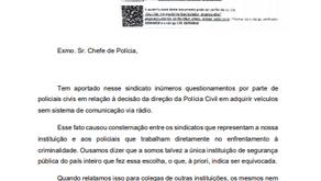 VIATURAS SEM RÁDIO OBRIGAM POLICIAIS A PEDIREM AJUDA EM GRUPO DE WHATSAPP