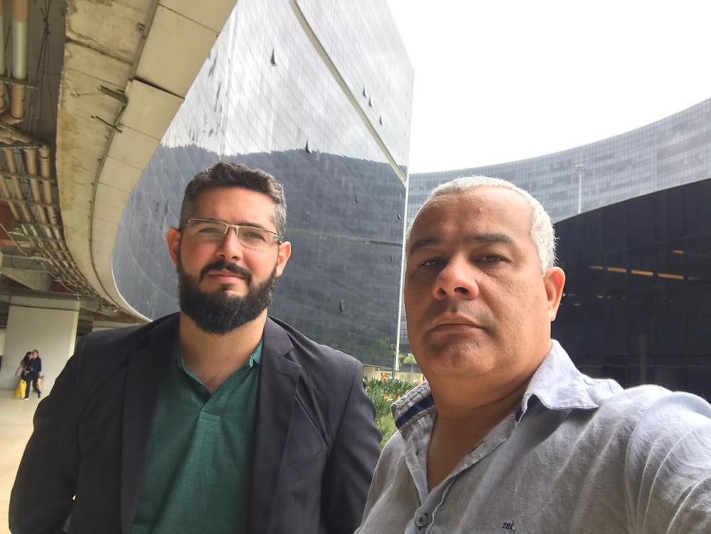 Bruno Viegas e Marcelo Horta