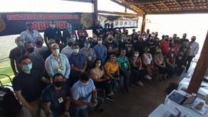 O SINDEP/MG participou da Segunda Etapa do Congresso Extraordinário da COBRAPOL
