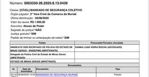 CADEIA DE CUSTÓDIA: exigimos o cumprimento da Lei!