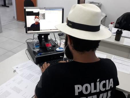 ESCRIVÃO DESENVOLVE SISTEMA DE VIDEOCONFERÊNCIA EM CONTAGEM