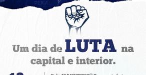 13/08 - UM DIA DE LUTA