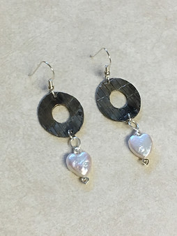 Encircled by Love Earrings