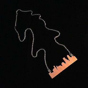 Night Skyline Necklace