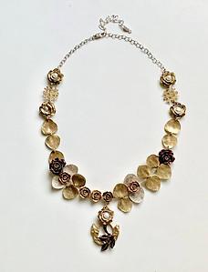 Grandiflora's Garden Necklace