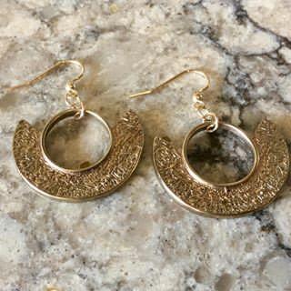 Modern Hoop Earrings
