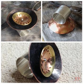 Multi Level Ring
