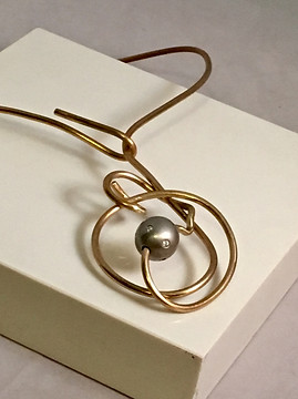 Joyful Orbit Necklace