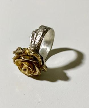 Classic Rose City Ring