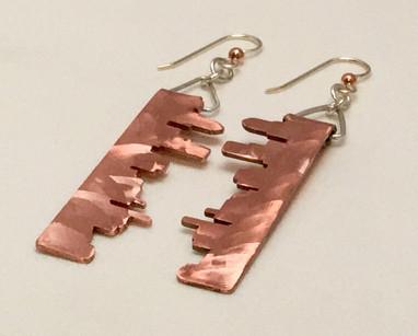Cinnamon Sticks Portland Earrings