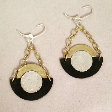 Other Duality Earrings