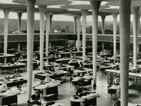 The Death of The Open Office