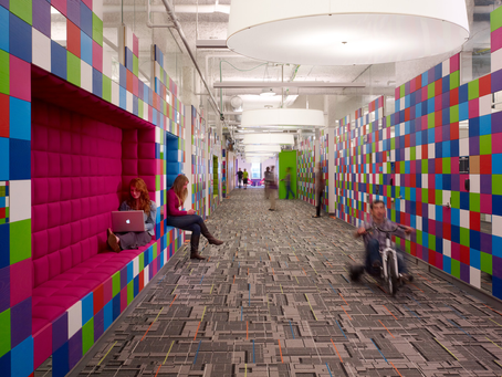 Designing the Workplace for Millennials