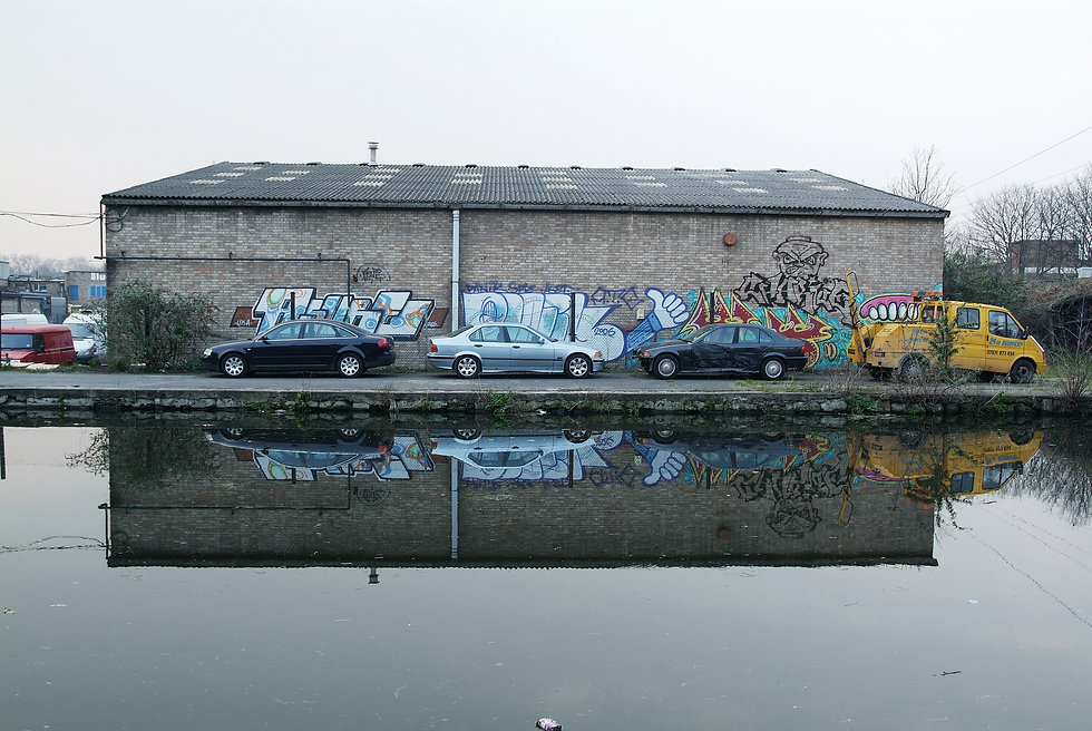 © Nick Fallowfield-Cooper Hackney Wick Lea Navigation