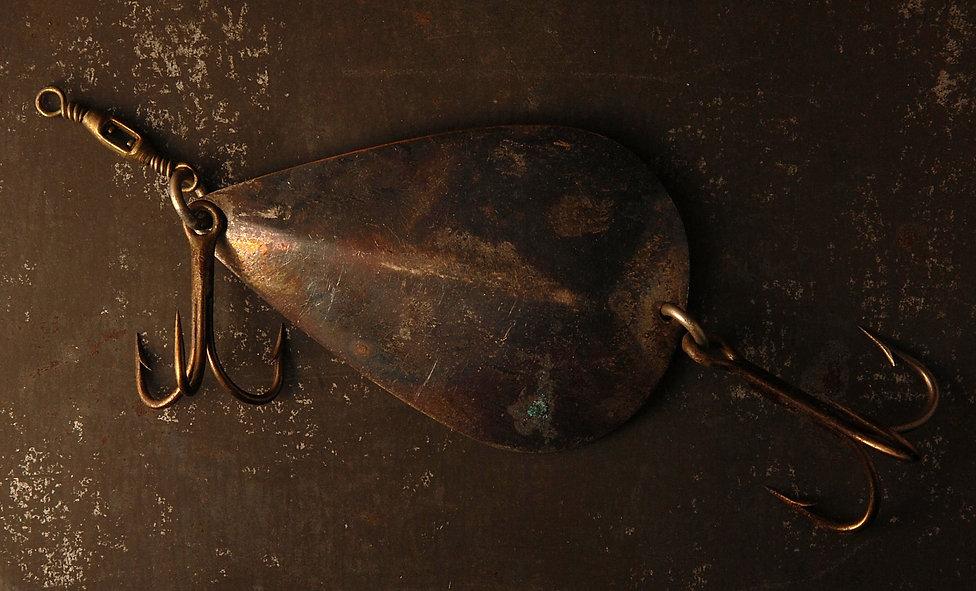 © Nick Fakllowfield-Cooper Hogsback pike spoon