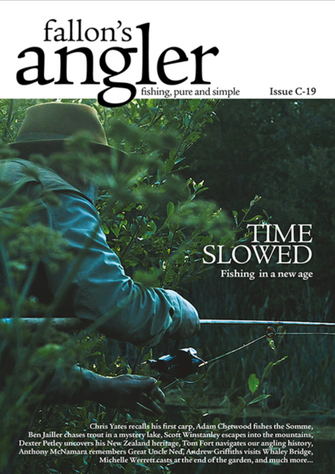 Fallon's Angler Cover