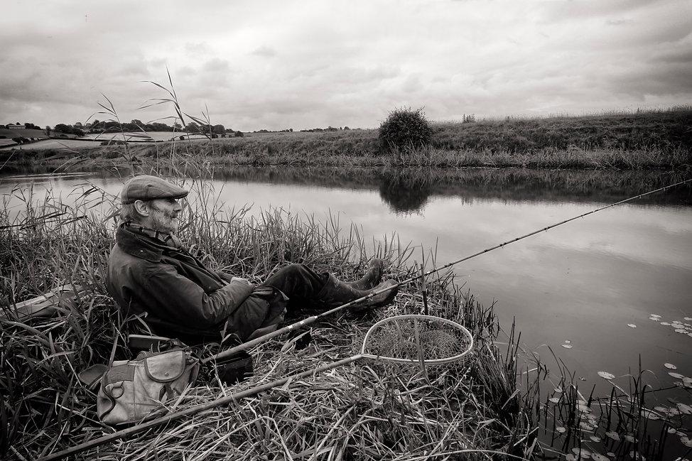 Chris Yates angler