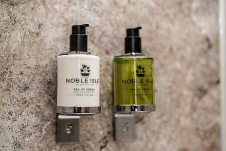 Noble Isle Toiletries