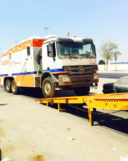 Lowbed Truck