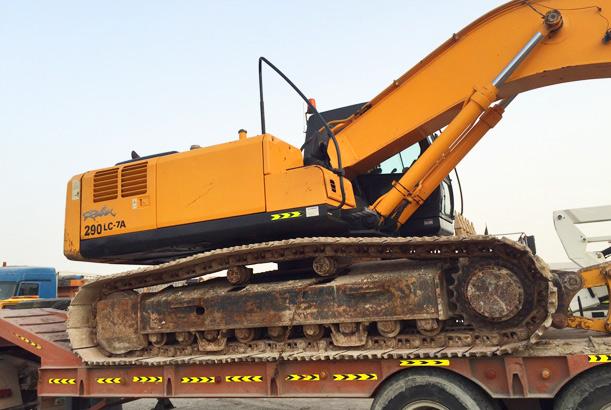 Excavator Hyundai