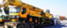 Crane 50 Ton for rent Abu Dhabi
