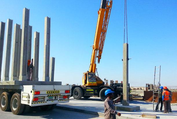 25 ton 4 wheel cranes