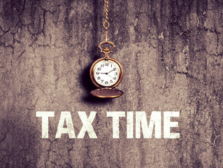 Last Minute Tax Strategies