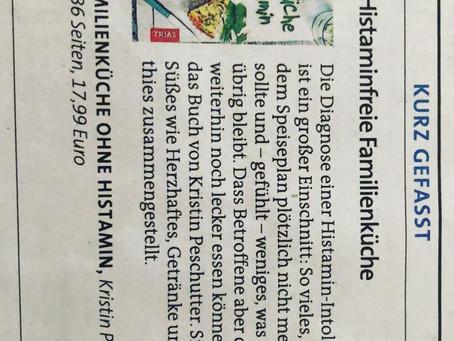 Rezension in der Freiburger Sonntagszeitung vom 06.09.20
