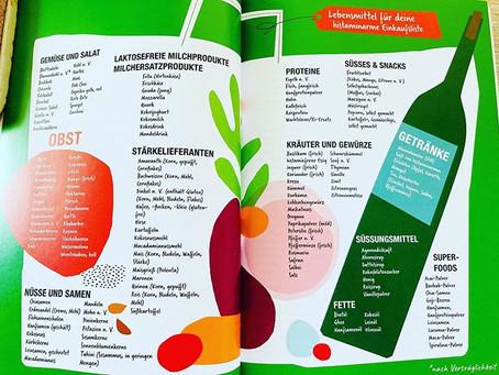 Lebensmittel für deine histaminarme Ernährung nach SIGHI