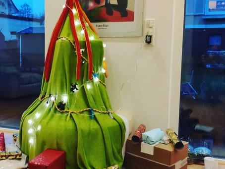 Grüße aus der weihnachtlichen familiären Quarantäne (von Olga Demberger)
