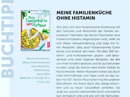"Rezension im Magazin ""Gluten-Free"""