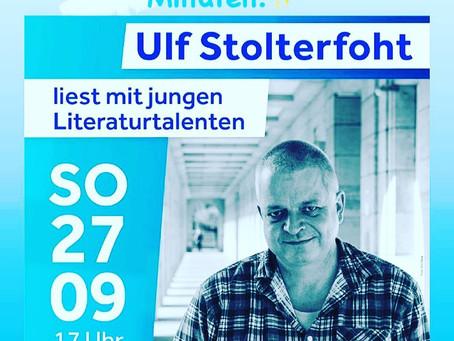 Lyrik-Workshop, Lesung & Podcast bei Ulf Stolterfoht am DAI