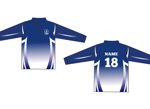 ROVERS ADULTS L/S PLAYING POLO