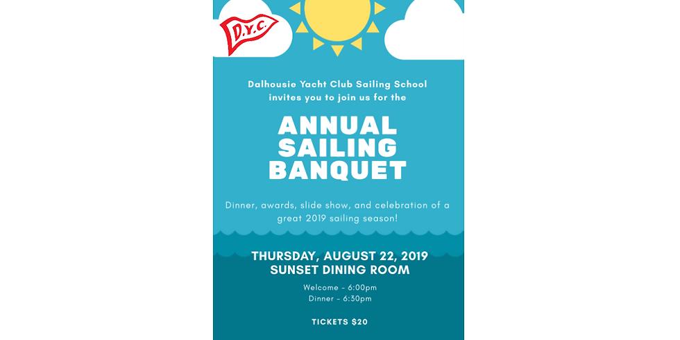DYC Sailing School Banquet 2019