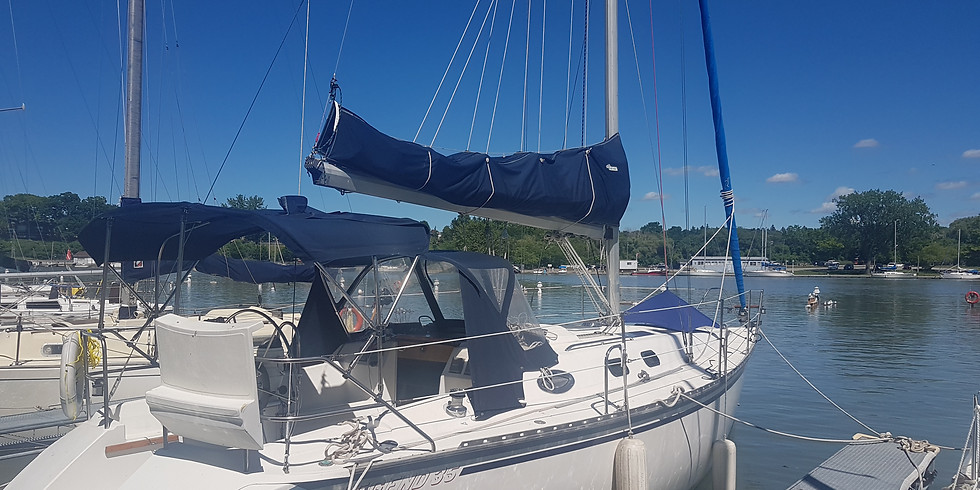 Intro To Sailing July 22 2019
