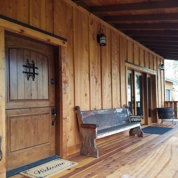 Southern Oregon Farmhouse