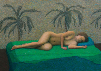 LSPD Pastel Nude, 2015